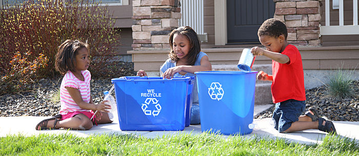 Recycling For Kids: Teach Your Child To Love The Planet ...