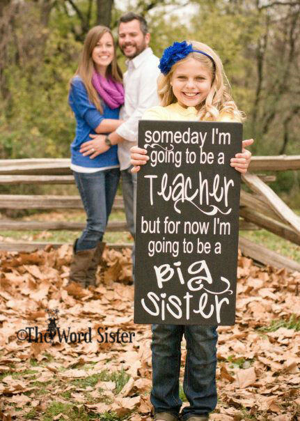 Sibling Announcement Ideas 10 Unique Ways To Share The News – Sibling Announcing New Baby
