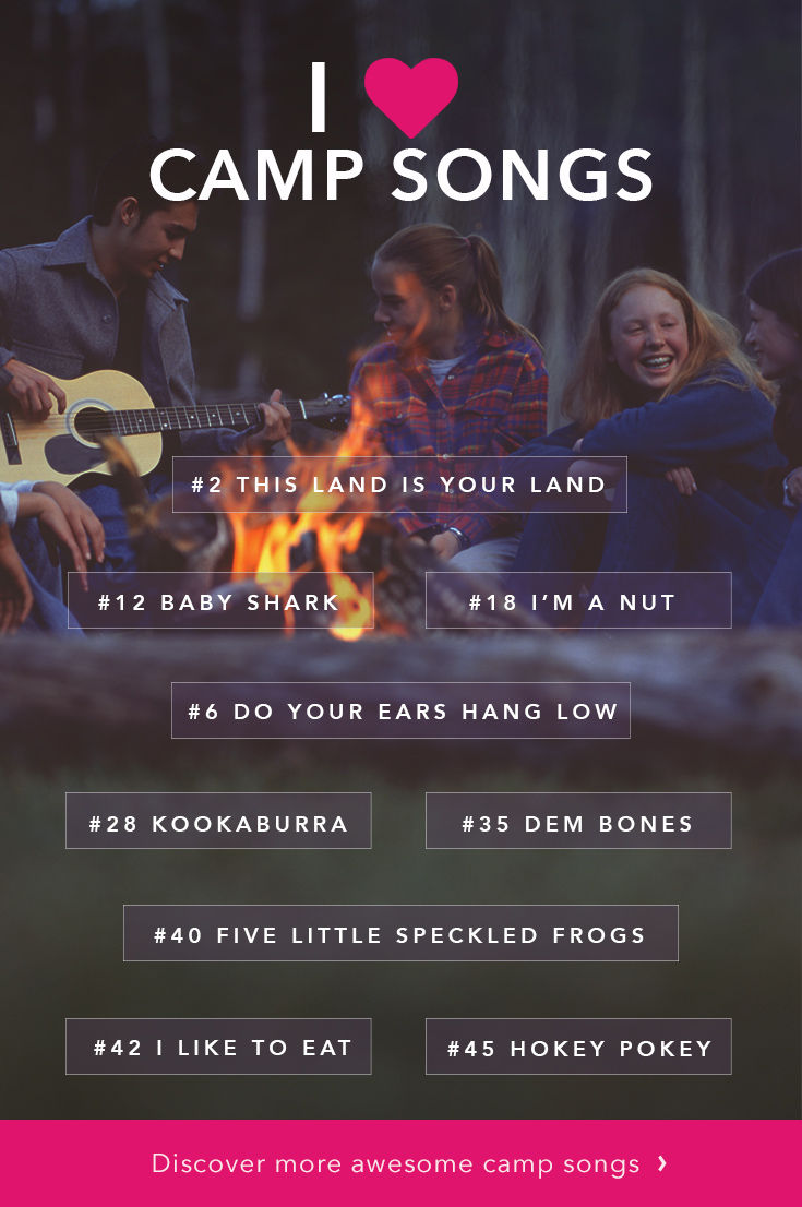 50 great camp songs for kids care com community