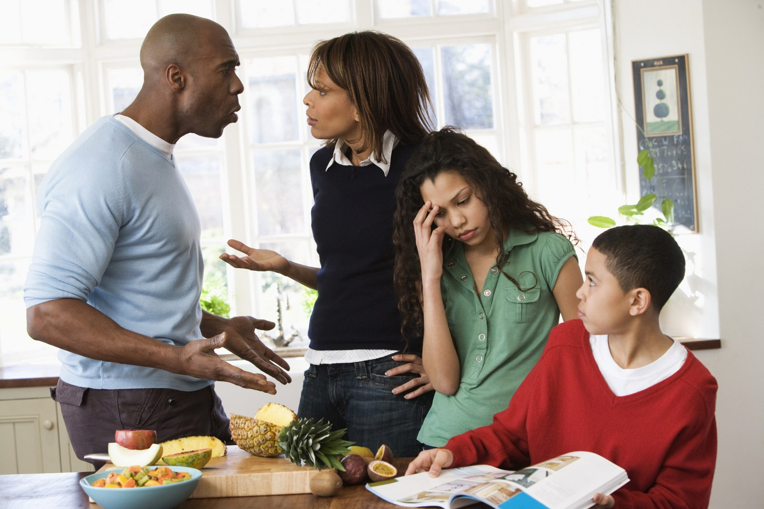 Family relationships and children: how to avoid conflicts