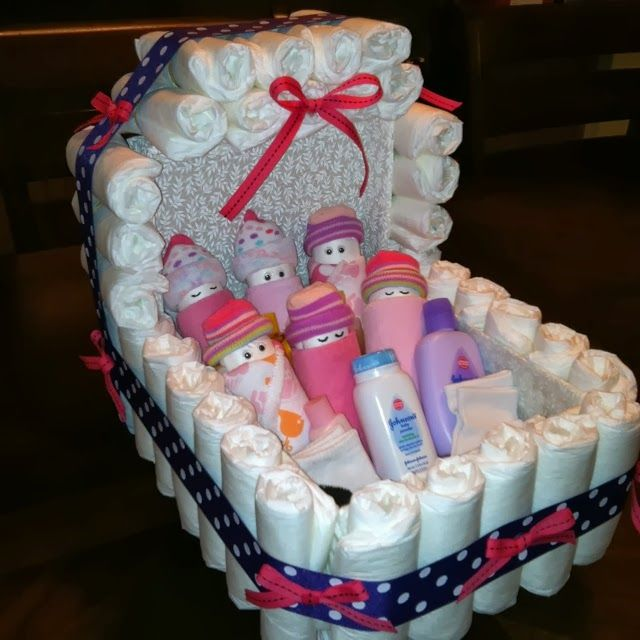 Diaper Carriage And Babies