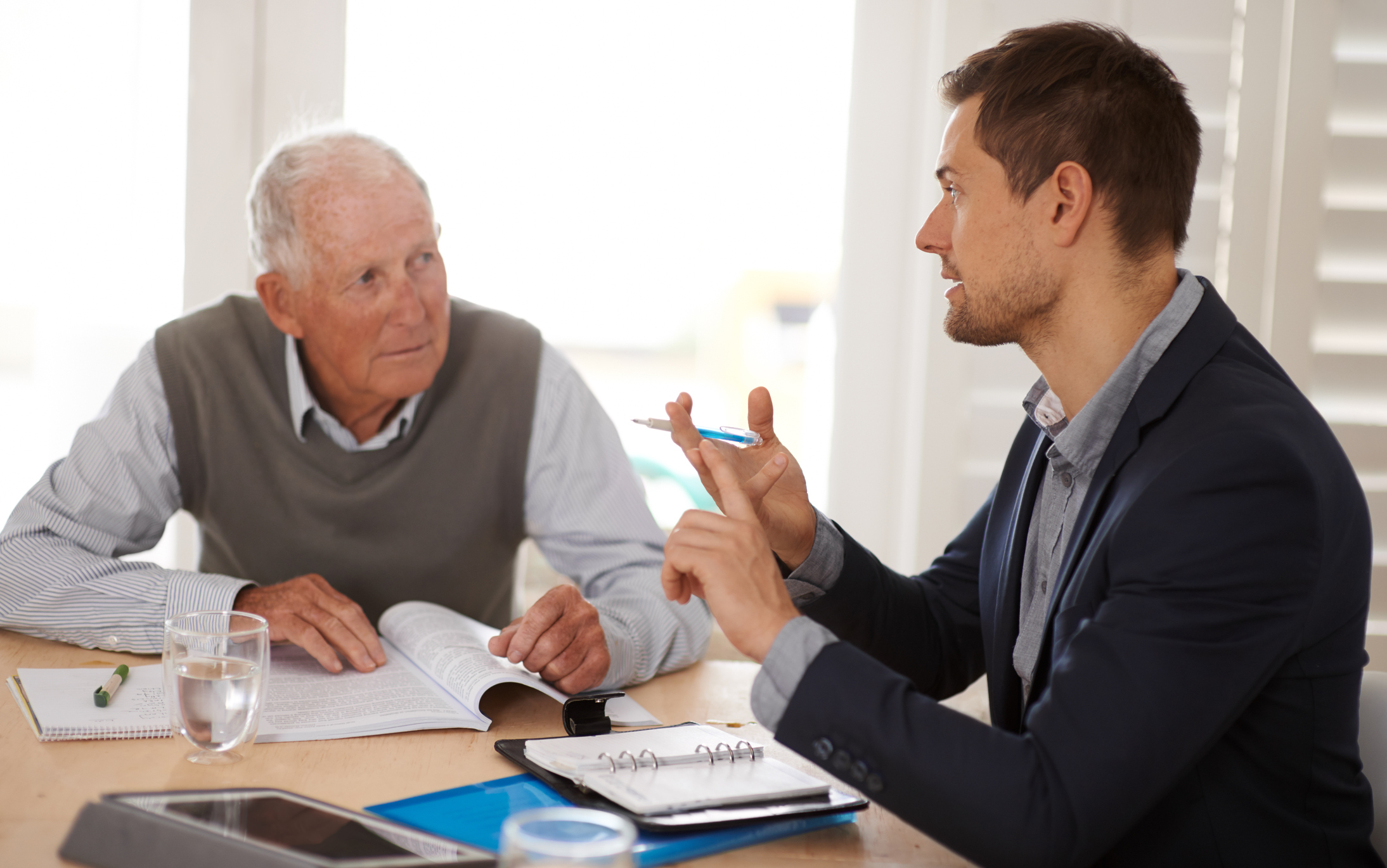 what an elder law attorney does — and why you might need one - care
