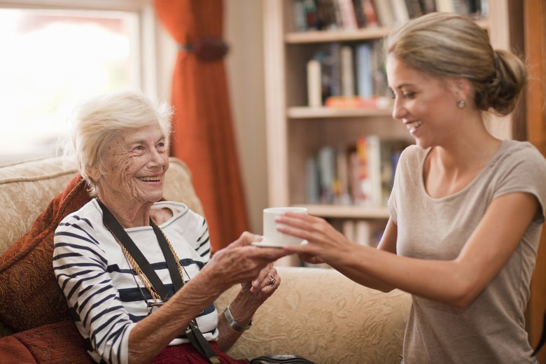 Senior care job guide