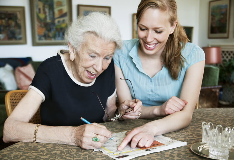 Your senior care options